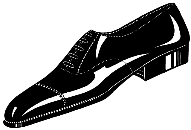 dessin chaussure